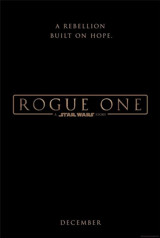 Official Rogue One Teaser Trailer & Poster | Anakin And His Angel