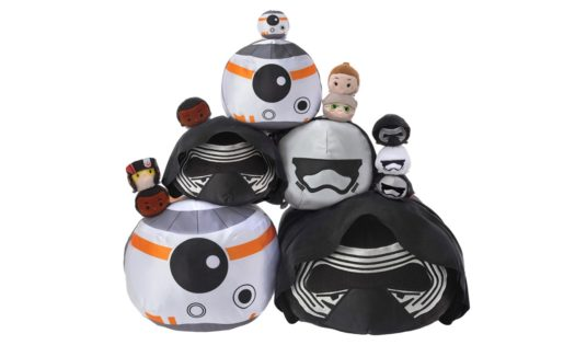 Star Wars The Force Awakens Tsum Tsum Official Glam Shots | Anakin And His Angel