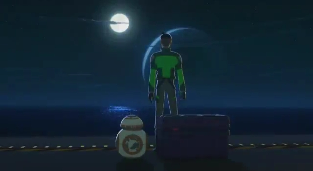 Star Wars Resistance & Fan Opinions | Anakin and His Angel