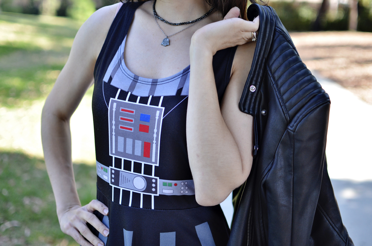 Star Wars OOTD: Her Universe Vader Dress