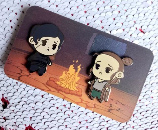 The Star Wars Pins You Need   Anakin and His Angel