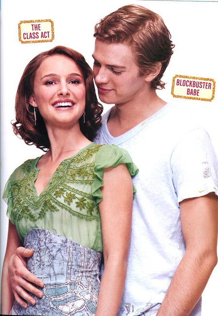 Throwback Thursday: Teen People June/July 2005 | Anakin And His Angel