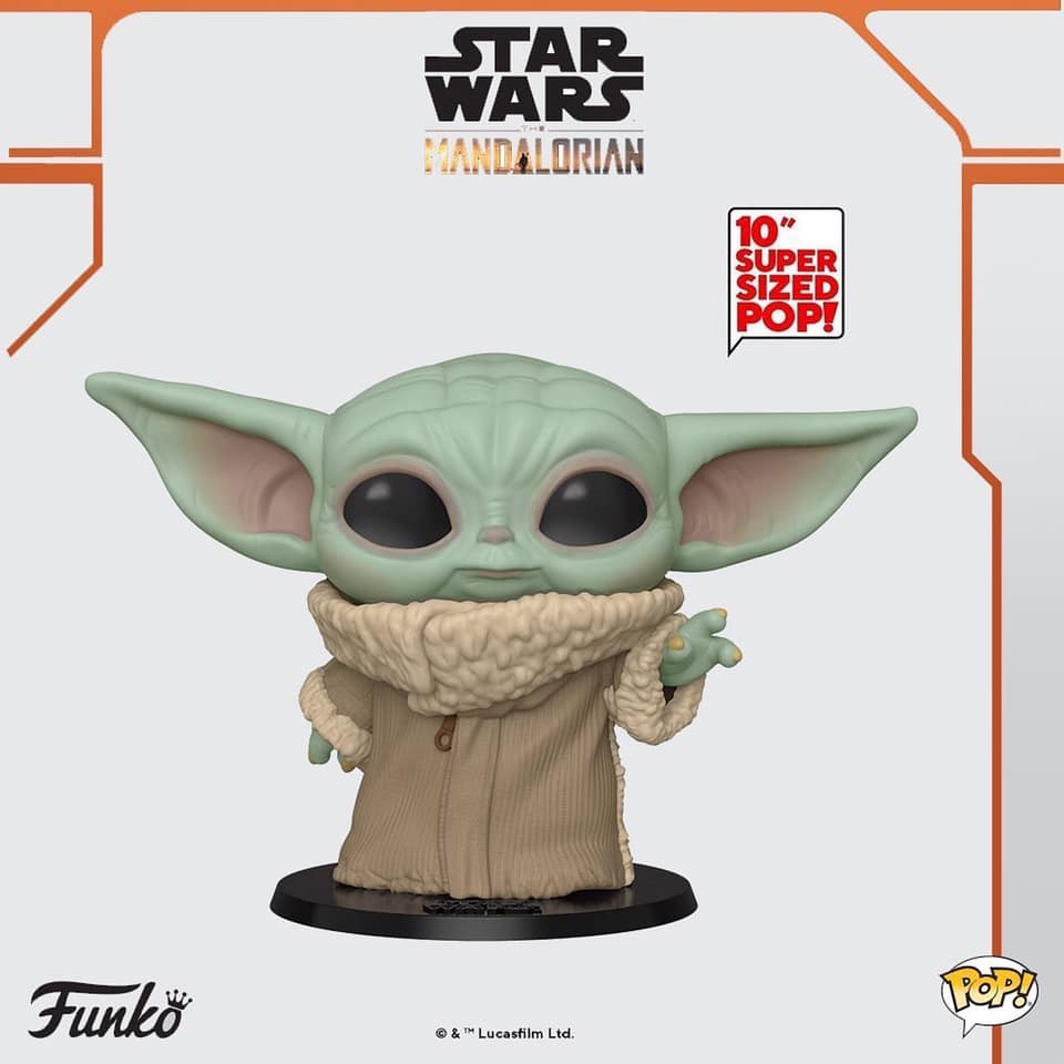 The Mandalorian:  Funko Pop Wave 2 Reveals (Spoilers) | Anakin and His Angel