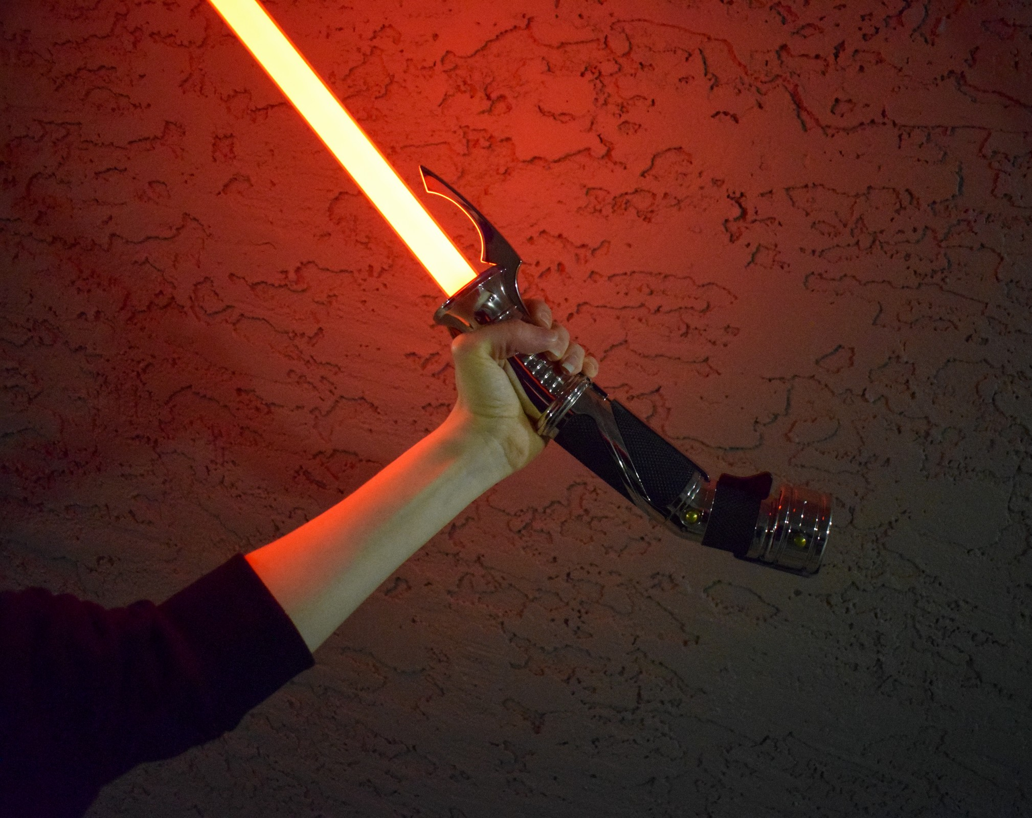 New Legacy Lightsabers at Downtown Disney | Anakin and His Angel
