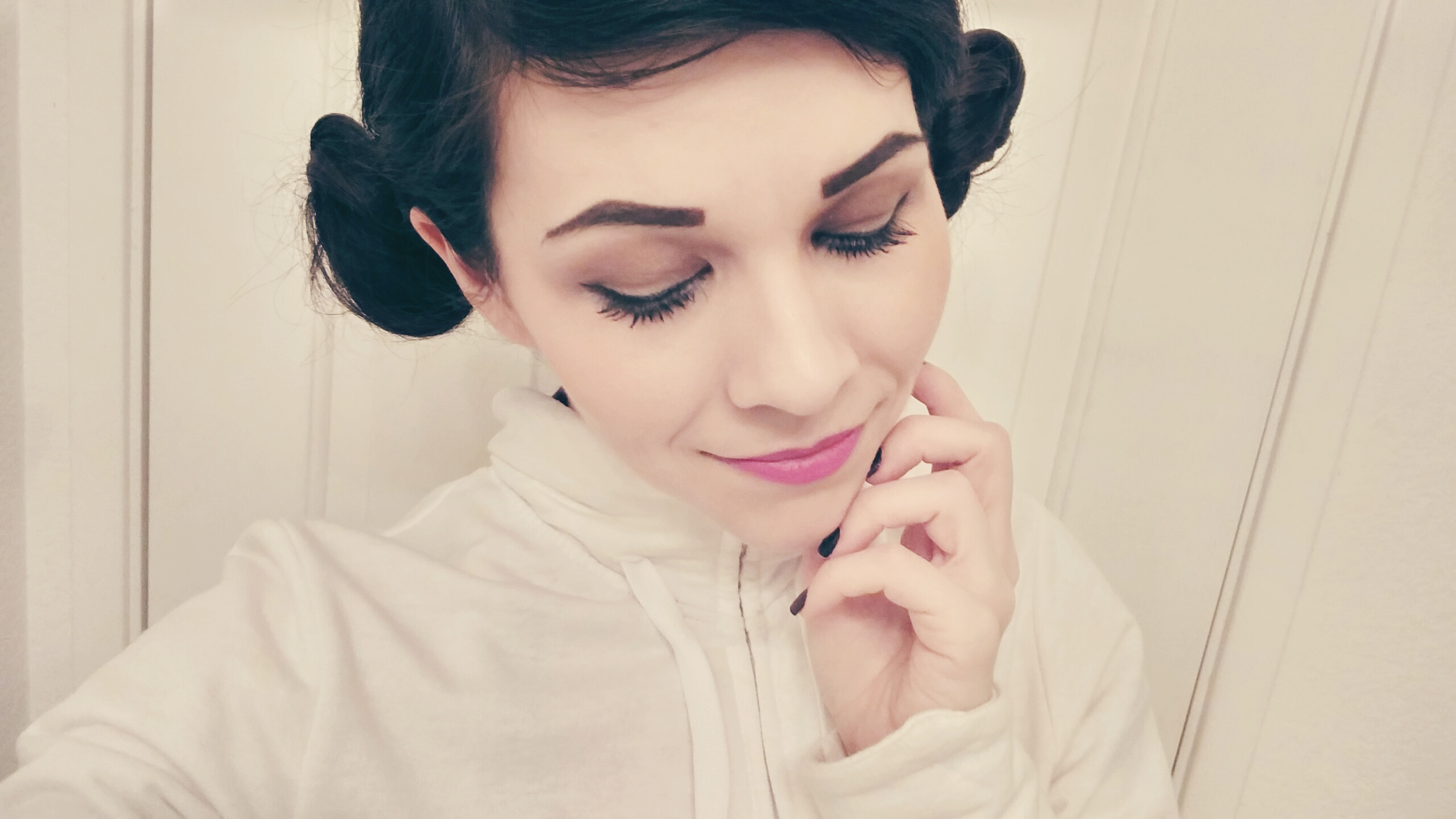 Princess Leia - Small But Fierce | Anakin and His Angel