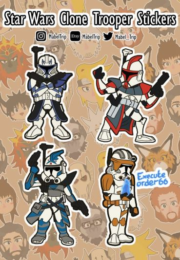 The Clone Wars Merchandise You Need | Anakin and His Angel