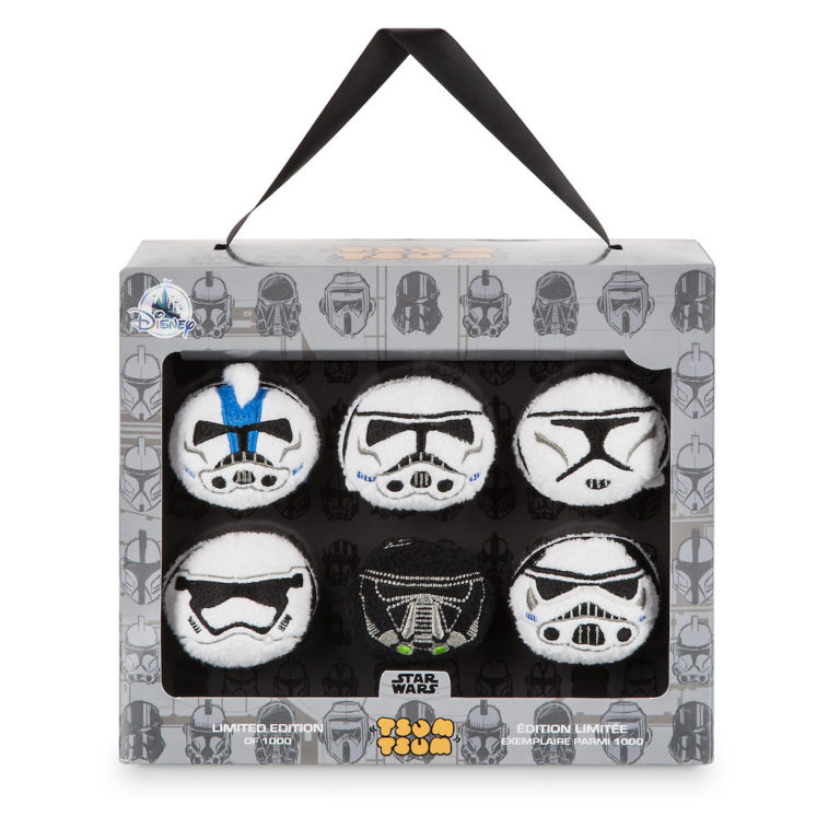 Star Wars: D23 Trooper Exclusive Tsum Tsum Set | Anakin and His Angel