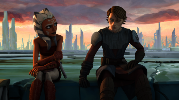 Star Wars ComLINKS: Favorite Female Character | Anakin and His Angel