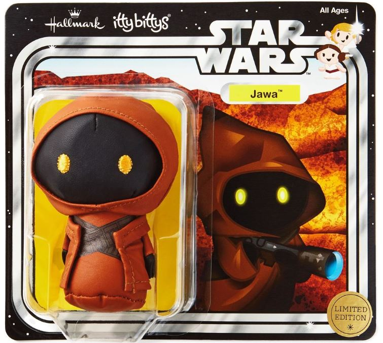 New Limited Edition Star Wars Itty Bittys | Anakin and His Angel