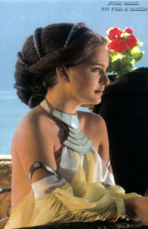 Padme Amidala's Wardrobe: My Favorites Part 2 | Anakin And His Angel