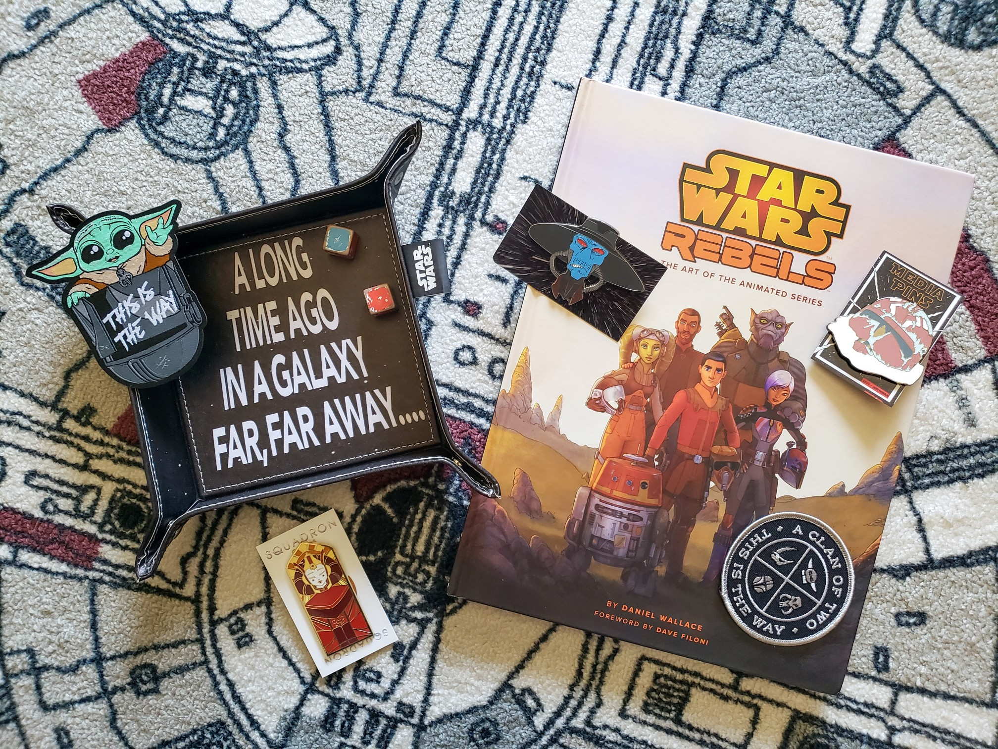 My Star Wars Collectibles - Spring 2020 Haul | Anakin and His Angel