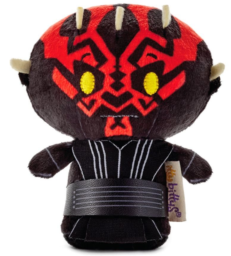 2019 Star Wars Itty Bittys - Queen Amidala, Darth Maul & More! | Anakin And His Angel