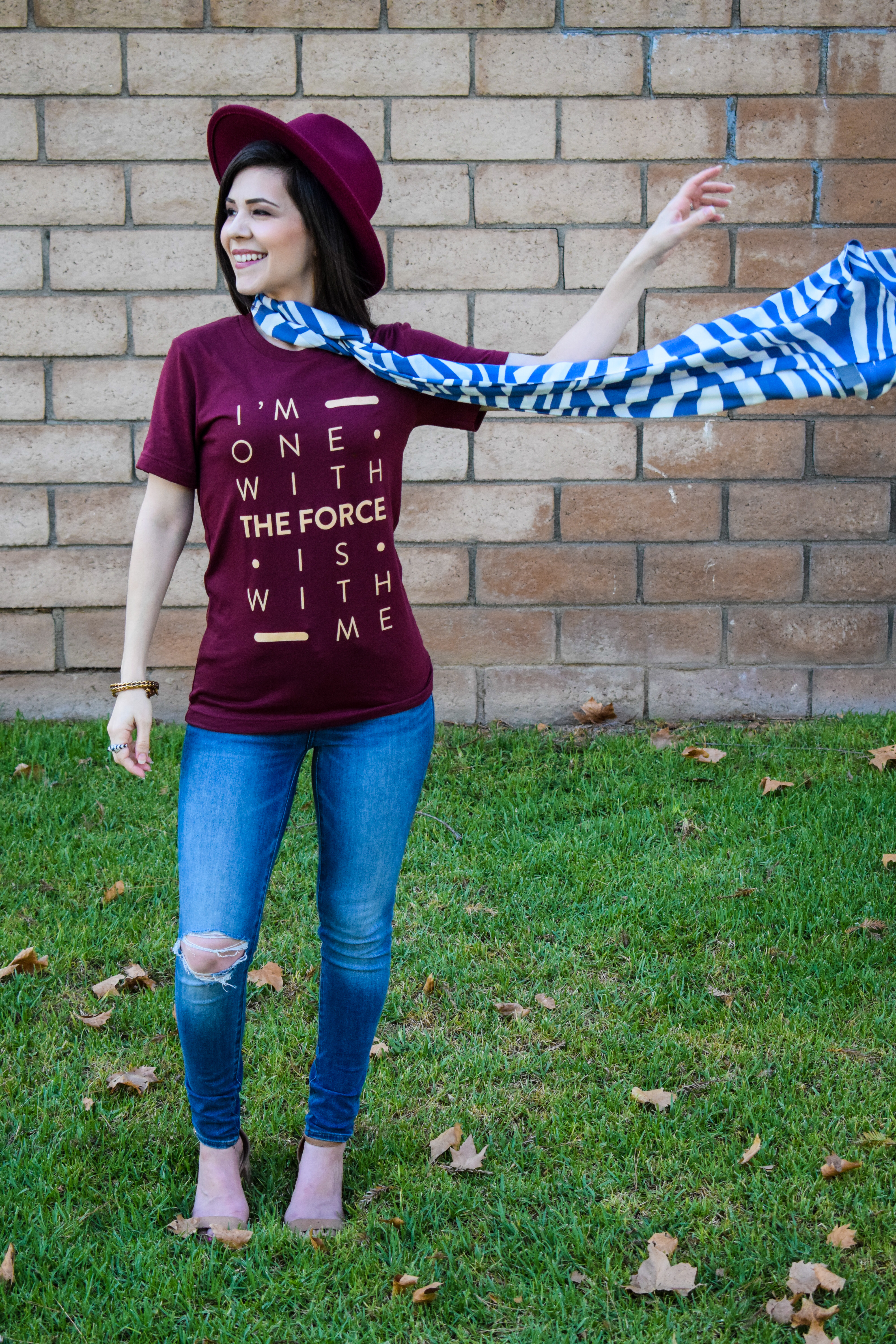 Star Wars OOTD: I Am One With The Force, The Force Is With Me | Anakin and His Angel