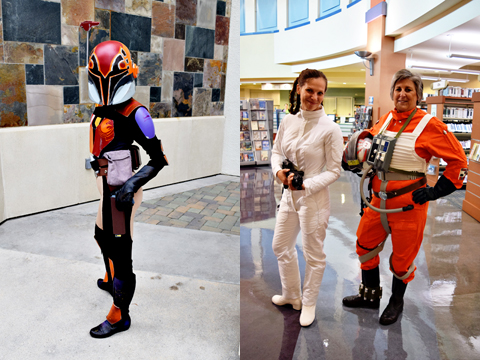 Star Wars Reads: Cosplay & Entertainment | Anakin and His Angel