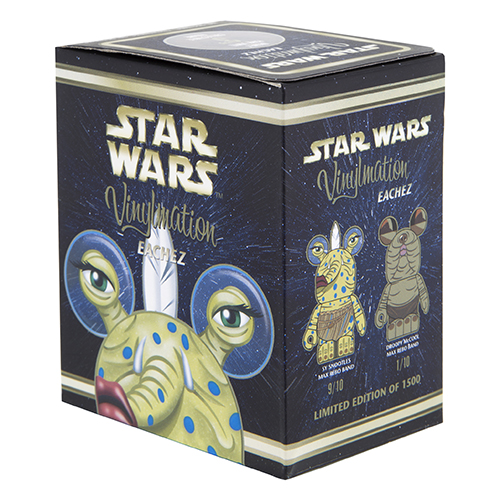 Star Wars Max Rebo Band Eachez Vinylmations | Anakin and His Angel