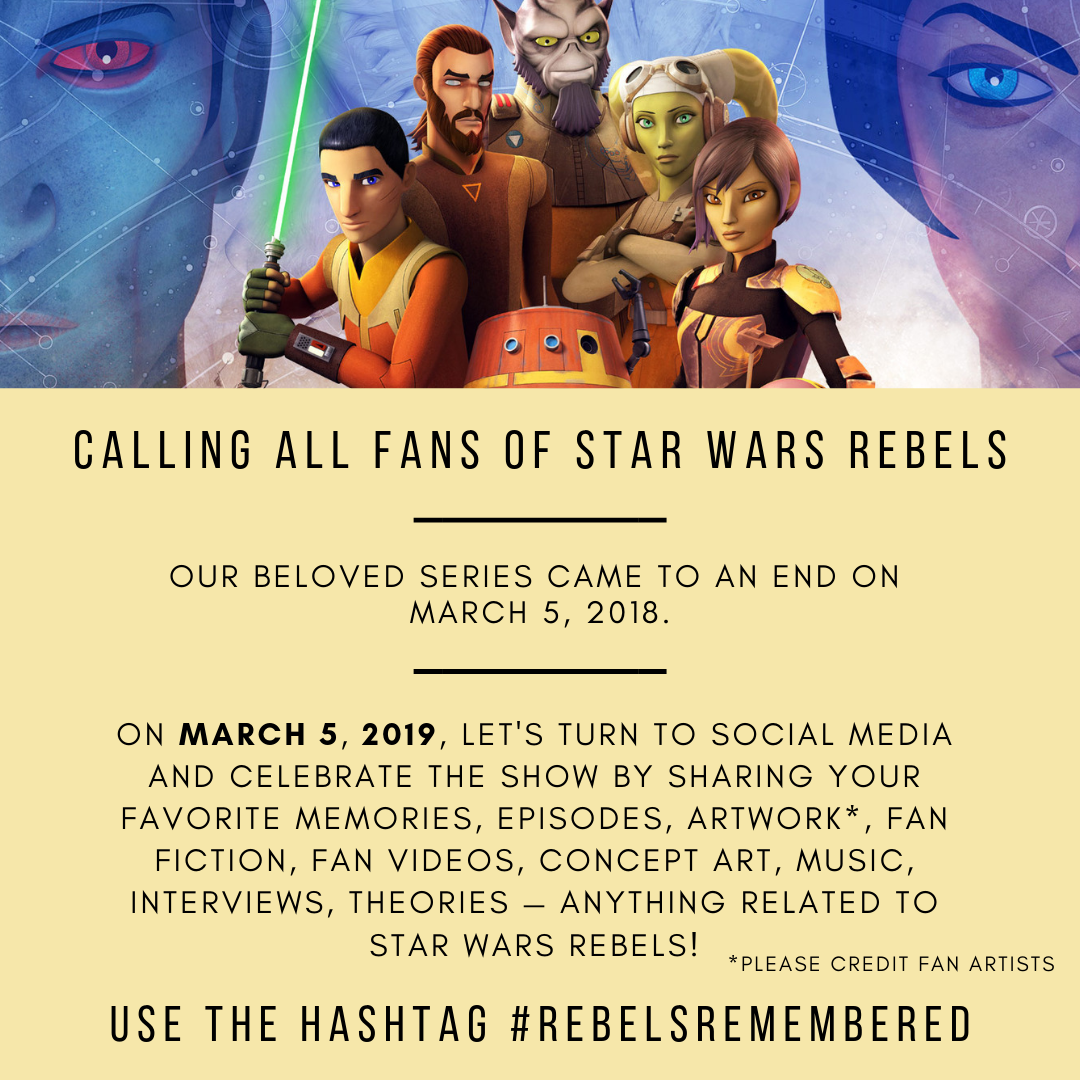 Star Wars OOTD: Rebels Remembered| Anakin and His Angel