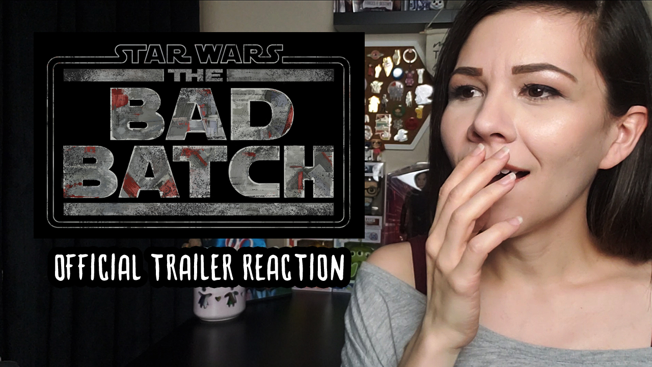 The Bad Batch Official Trailer (Reaction Video)