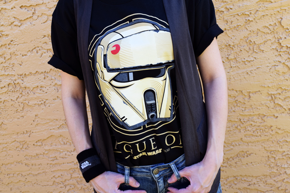 Star Wars OOTD: 80's Shoretrooper