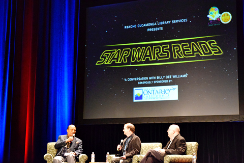 Star Wars Reads: Conversations with Billy Dee Williams | Anakin and His Angel
