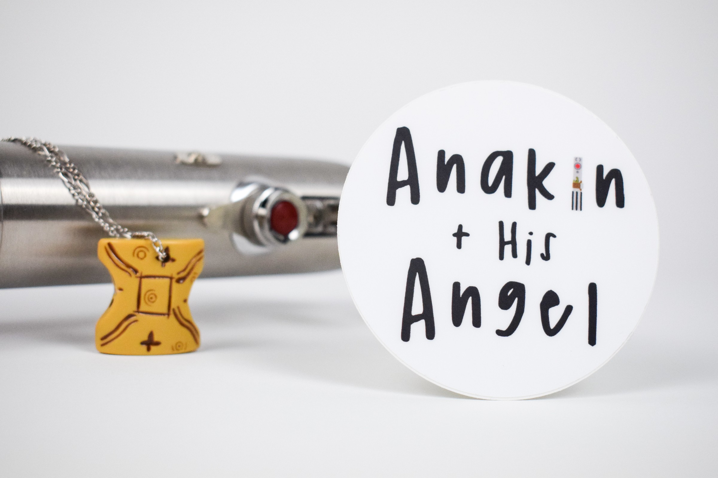 20 Years of Blogging - New Merch & Giveaways | Anakin and His Angel
