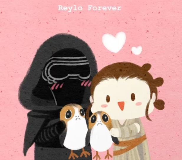 The Reylo Merchandise You Need | Anakin and His Angel