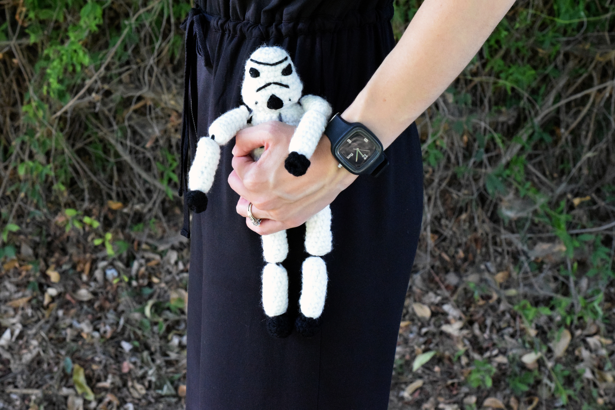 Star Wars OOTD: Death Trooper | Anakin and His Angel