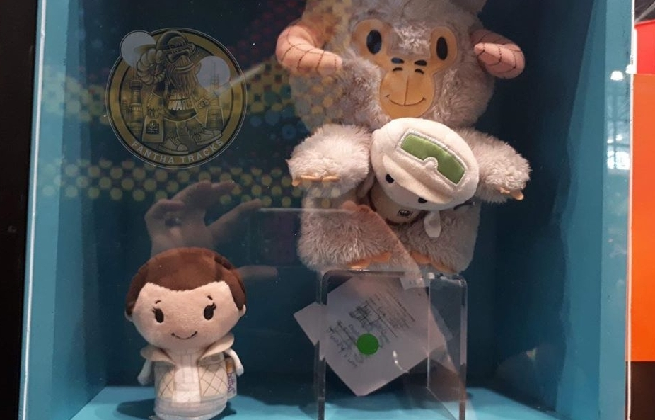 New & Upcoming Star Wars Itty Bittys | Anakin and His Angel