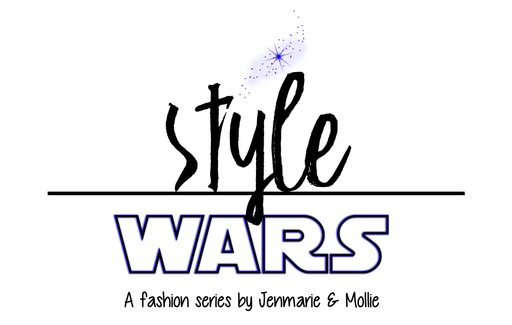 Style Wars: Sith Lord Chic | Anakin and His Angel
