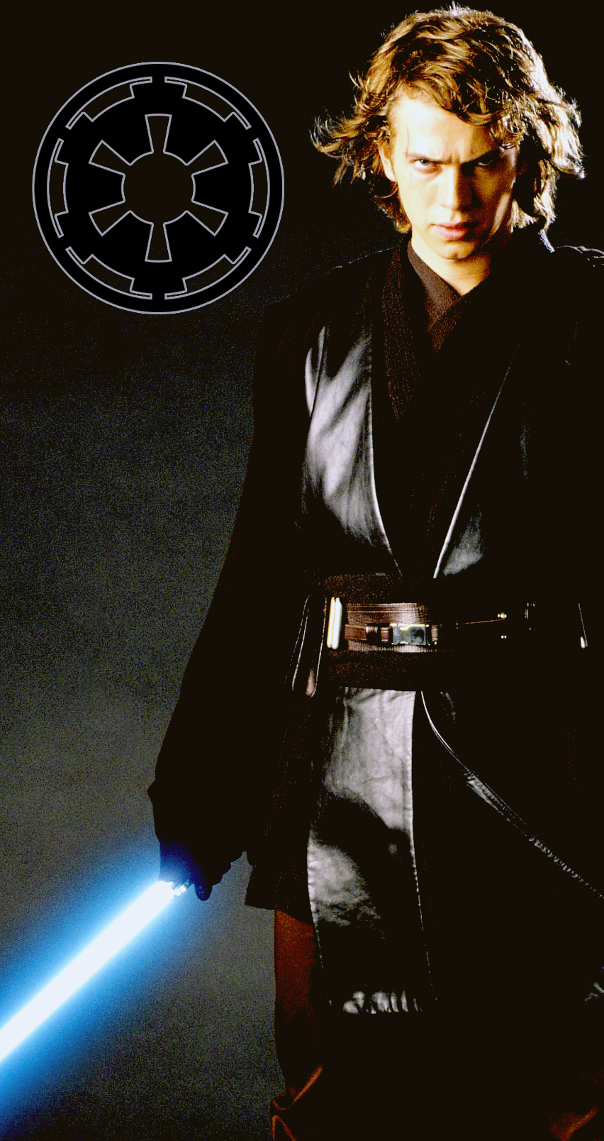 Star Wars Mobile Wallpapers | Anakin and His Angel