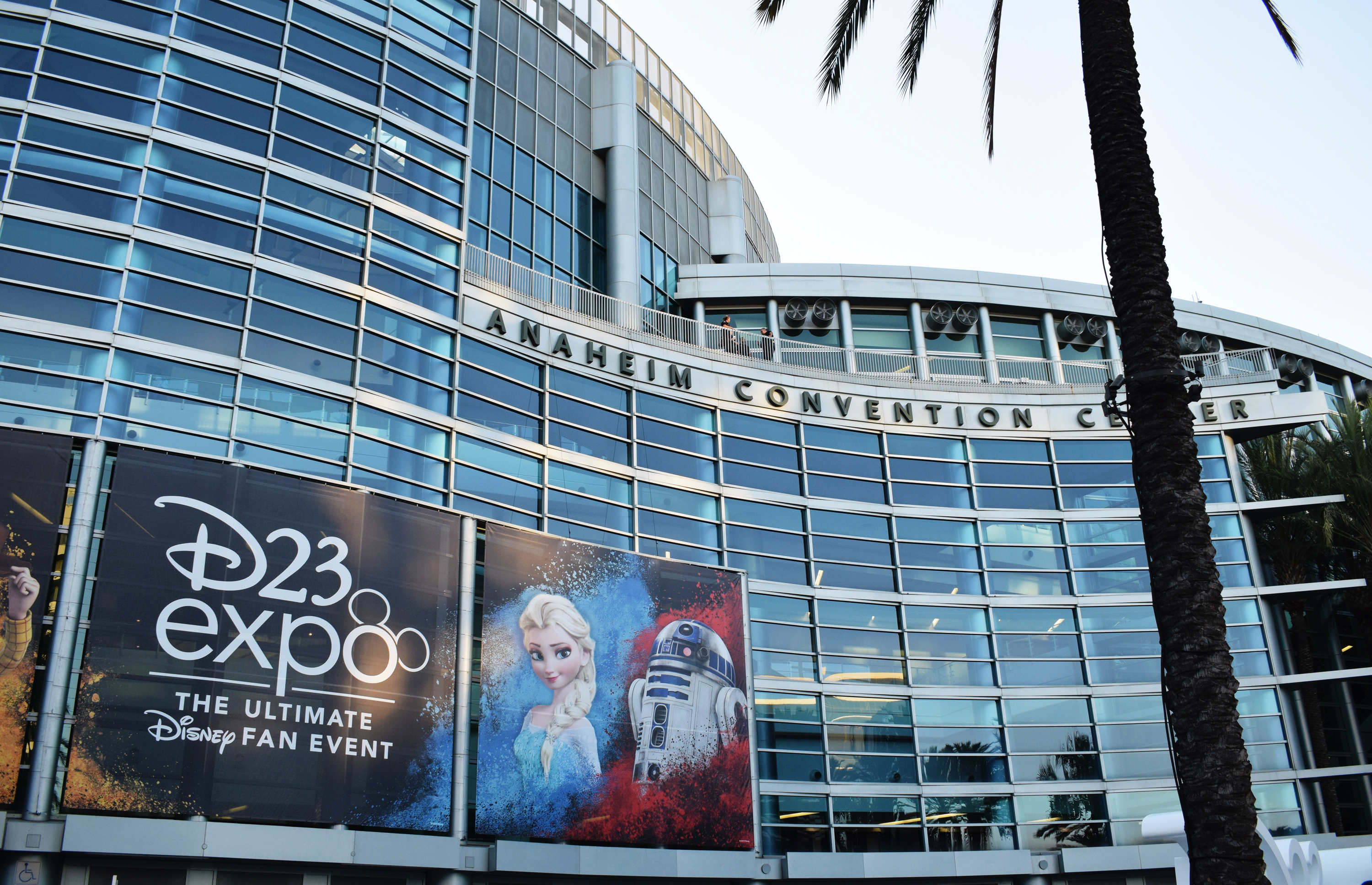 Star Wars at the D23 Expo | Anakin and His Angel