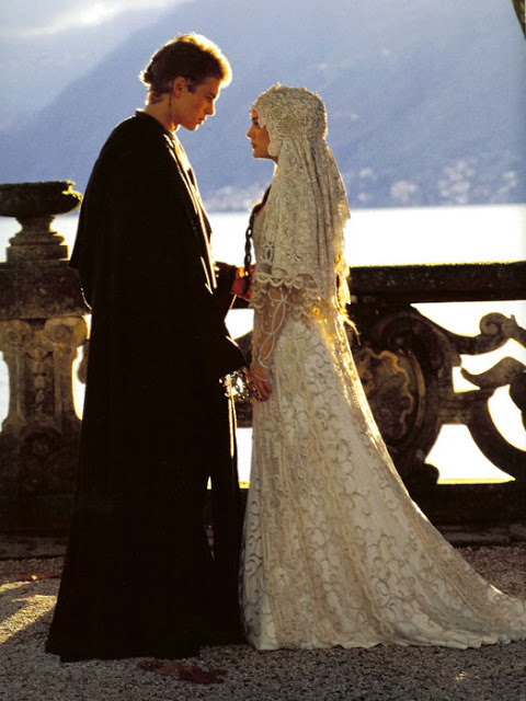 Padme's Wedding Dress | Anakin and His Angel