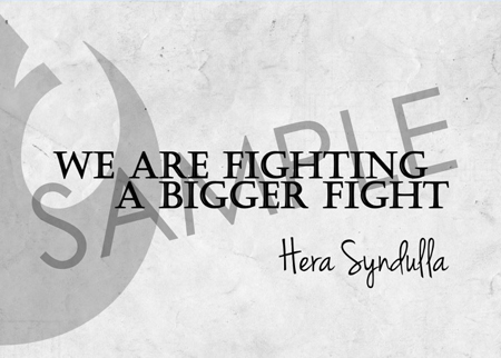 New Star Wars Quote Digital Prints on Etsy | Anakin And His Angel