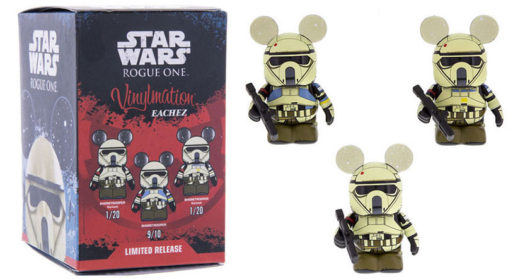 Star Wars: Rogue One Shoretrooper Vinylmation Eachez | Anakin and His Angel