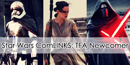 Star Wars ComLINKS: TFA Newcomer | Anakin And His Angel